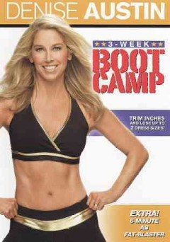 3-week boot camp cover image