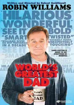 World's greatest dad cover image