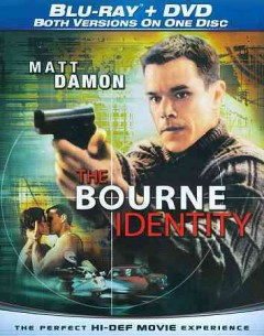 The Bourne identity cover image