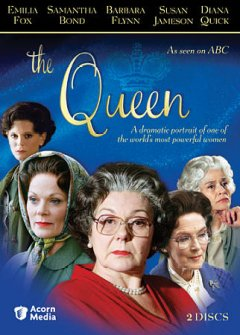 The queen a dramatic portrait of one of the world's most powerful women cover image