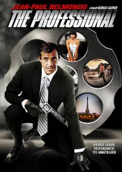 The professional cover image