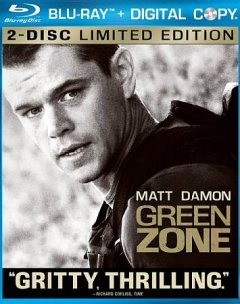 Green zone cover image