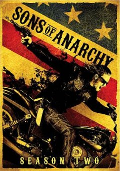 Sons of anarchy. Season 2 cover image