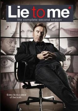 Lie to me. Season 2 cover image