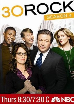 30 Rock. Season 4 cover image