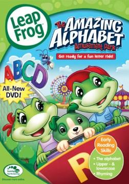 LeapFrog. The amazing alphabet amusement park cover image
