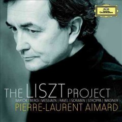 The Liszt project cover image