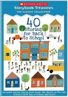 40 stories for back to school cover image