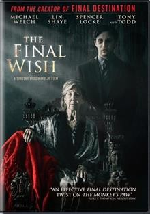 The final wish cover image