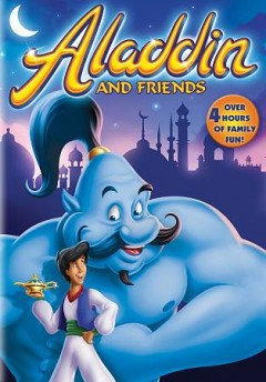Aladdin and friends cover image