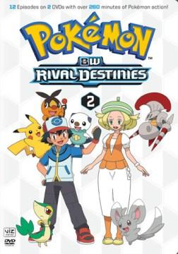 Pokemon. Black and white. Rival destinies. set 2 cover image