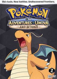 BW Adventures in Unova and beyond, Set 2 cover image