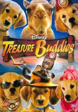 Treasure buddies cover image