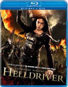 Helldriver [Blu-ray + DVD combo] cover image