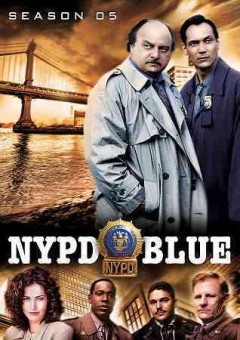 NYPD blue. Season 5 cover image