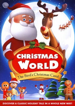Christmas world. The bird's Christmas Carol cover image