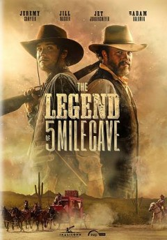 The legend of 5 Mile Cave cover image