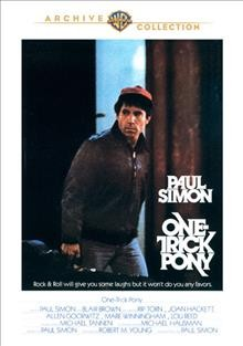 One-trick pony cover image