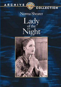Lady of the night cover image
