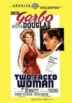 Two-faced woman cover image