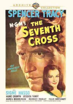The seventh cross cover image