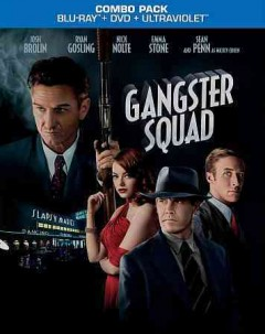 Gangster squad cover image