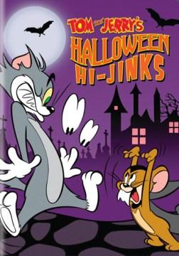 Halloween hijinks cover image