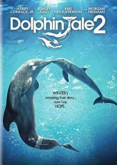 Dolphin tale 2 cover image