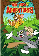Tom and Jerry's adventures cover image