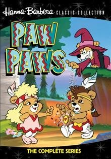 Paw Paws the complete series cover image
