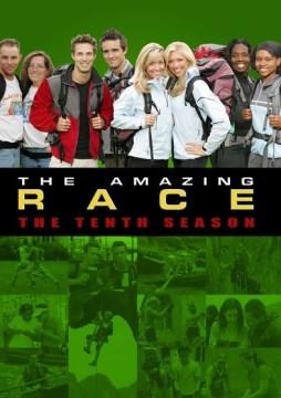 The amazing race. Season 10 cover image