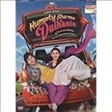 Humpty Sharma ki dulhania a filmi love story-- cover image