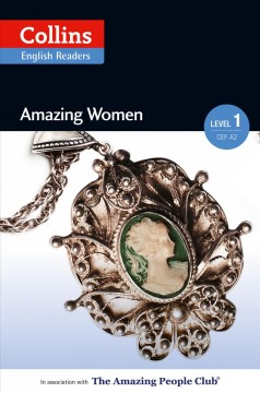 Amazing women a2 (collins amazing people elt readers) cover image