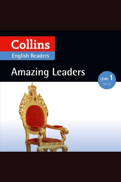 Amazing leaders cover image