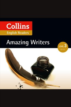Amazing writers cover image