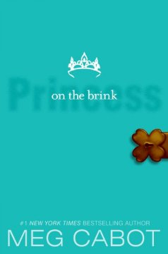 Princess on the brink cover image