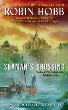 Shaman's crossing cover image