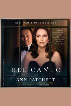 Bel canto : a novel cover image