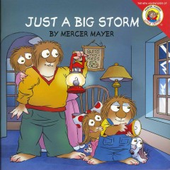 Just a big storm cover image