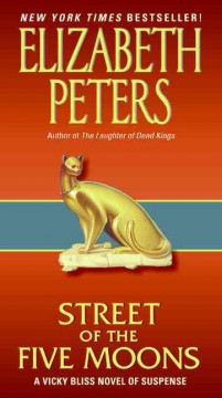 Street of the five moons cover image