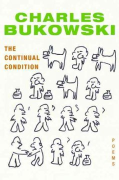 The continual condition : {poems} cover image
