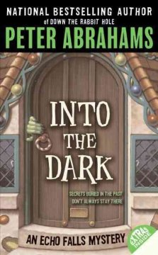 Into the dark : an Echo Falls mystery cover image