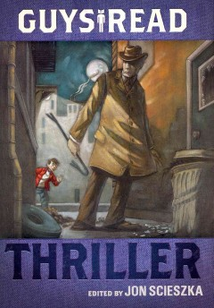 Thriller cover image