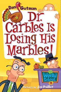 Dr. Carbles is losing his marbles! cover image
