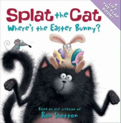 Where's the Easter Bunny? cover image