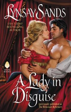 A lady in disguise cover image