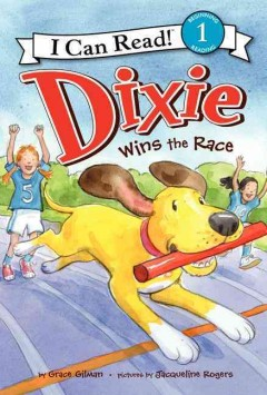 Dixie wins the race cover image