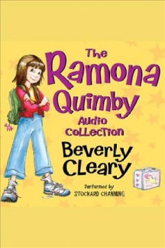 The Ramona Quimby audio collection cover image
