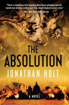 The absolution : a novel cover image