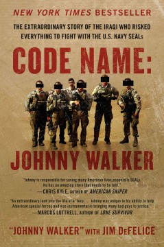 Code name : Johnny Walker cover image